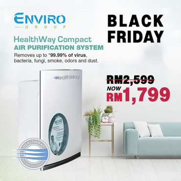 Healthway Air Purification System
