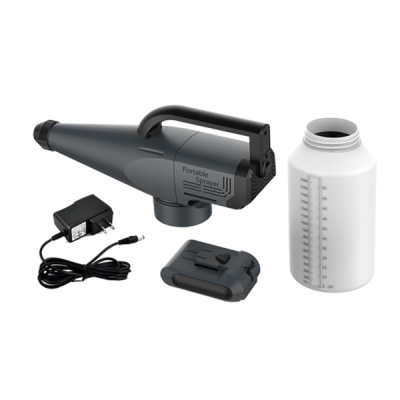 cordless disinfectant sprayer components